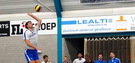 Volleyballer Frits van Gestel (27) uit Middelbeers keert terug bij Dynamo