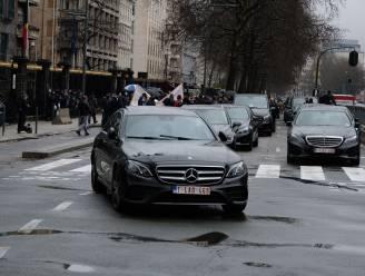 Taxisector ontvangt opnieuw steunpremie van Brusselse regering