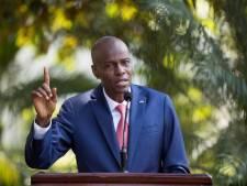 'Huurmoordenaars' president van Haïti waren verkleed als Amerikaanse agenten
