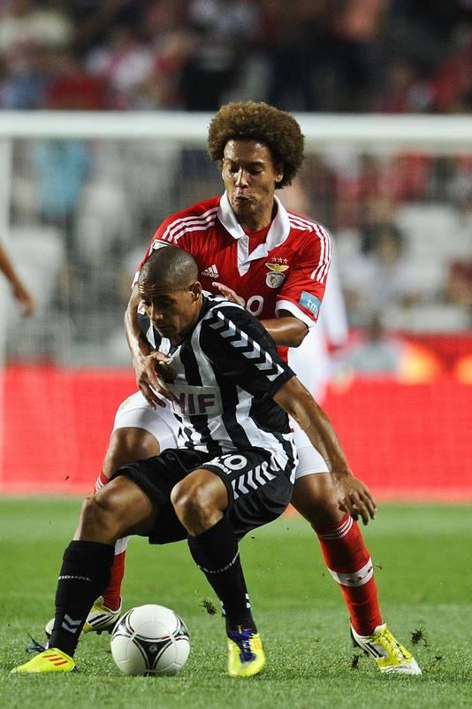 Le Soulier d'Or 2008 reste une saison très réussie avec le Benfica.