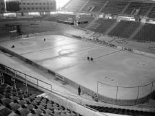 Op het ijs van Ahoy behaalde het Nederlands ijshockeyteam belangrijke overwinningen
