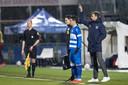 PEC-trainer Bert Konterman genoot van zijn periode als tussenpaus van de Zwollenaren.
