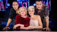 Leah Thys jureert in 'Dancing With The Stars'
