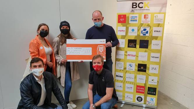 Businessclub Kortenberg schenkt 5.000 euro aan Chemotivé