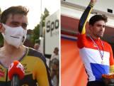 Nederlands kampioen Tom Dumoulin: 'Dit is een overwinning op mezelf'