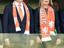 Koning en Rutte naar eventuele finale Oranje