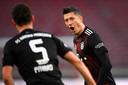 Bayern München wint op bezoek bij VfB Stuttgart.