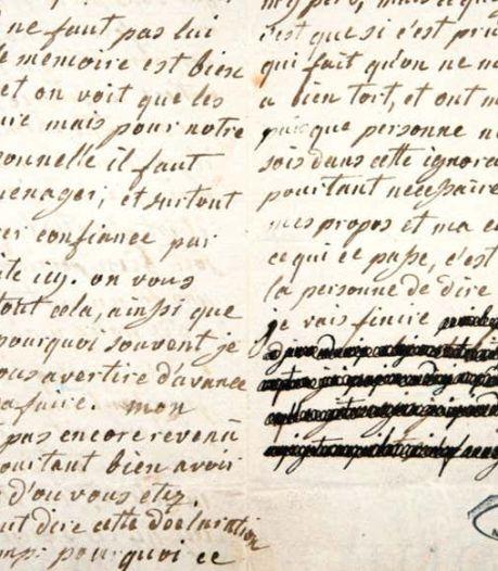 Les lettres de Marie-Antoinette à son amant révèlent une partie de leurs secrets
