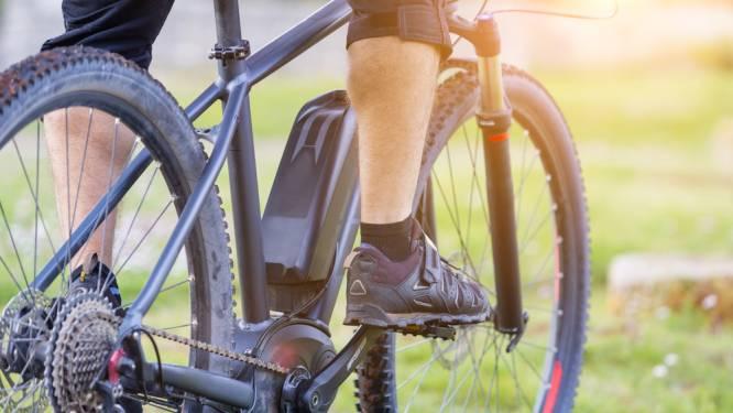 Politie klist dieven die tal van elektrische fietsen stalen