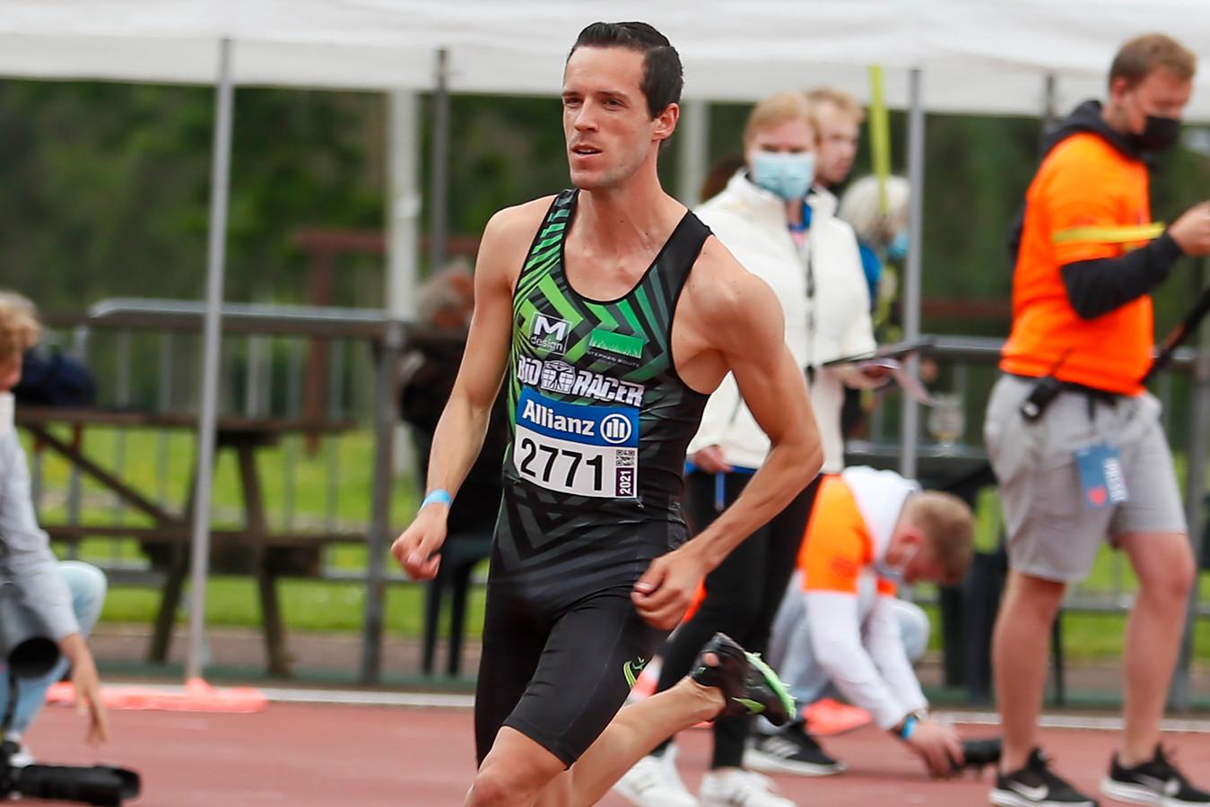 Aurèle Vandeputte dook met 1.45.98 voor het eerst in zijn carrière onder de 1.46 op de 800m.