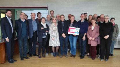 Gezinsbonden Nazareth en Petegem schenken 1.200 euro aan 'Vlamingen helpen Tsjernobylkinderen'