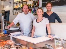 Seafood Shop kan voorlopig blijven, toekomst ongewis