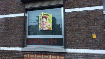 Vandalen viseren woningen van PVDA-militanten