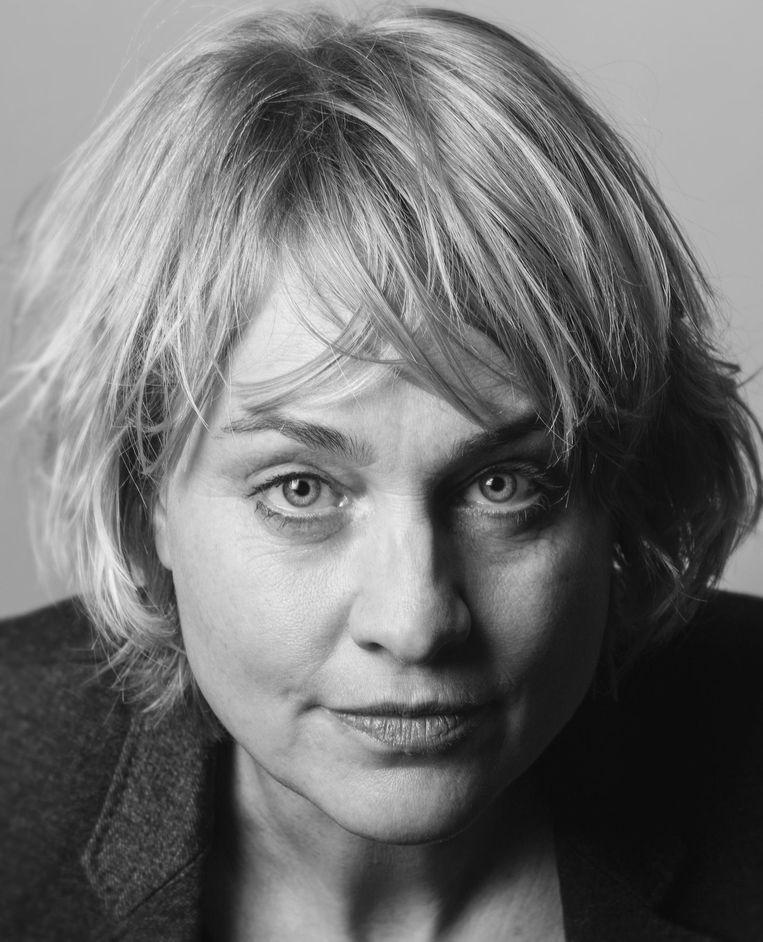 Ellen van Dalen, antropoloog en journalist Beeld -