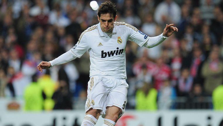 Vooral Kaká zou een topprioriteit zijn voor PSG. Beeld GETTY