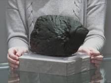 Christie's met des météorites aux enchères