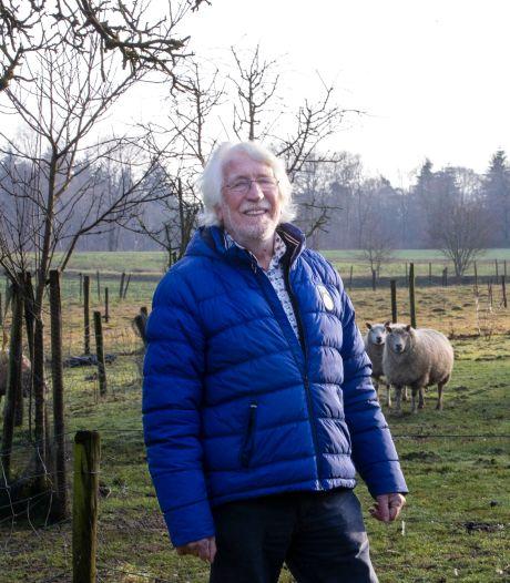 Rob Moret, vrijwilliger van alle markten thuis,  kan niet stilzitten: 'Alles met dank aan vrouw Riet'