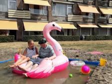 Oud en jong genieten van de zomer bij Playa del Vossenberg in Kaatsheuvel