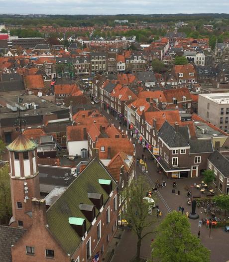 Extra toezicht op monumenten in Middelburg