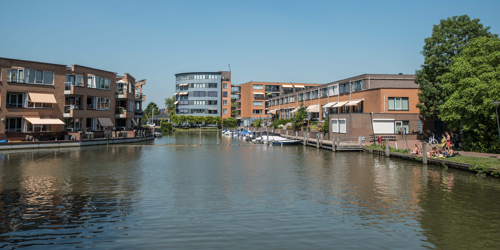 De Giessen in Hardinxveld-Giessendam