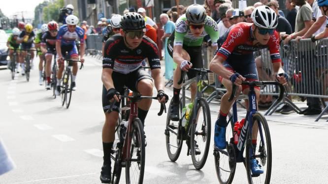 """Jonas De Schampheleire 'mister regelmaat' in UCI-koersen: """"Negende in Menen, elfde in Reningelst en zevende in Gistel"""""""
