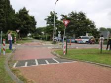 Fietser gewond bij botsing op black-spot in Zuidland