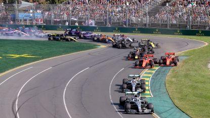 Bottas opent F1-seizoen met zege in Australië, Verstappen finisht als derde