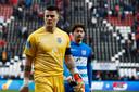 Michael Zetterer keerde een penalty maar kon PEC Zwolle niet behoeden voor een nederlaag doordat Teun Koopmeiners nog twee keer mocht aanleggen.
