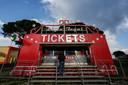 Behalve in één week in oktober, verkocht circus Lidia Togni dit jaar geen tickets.