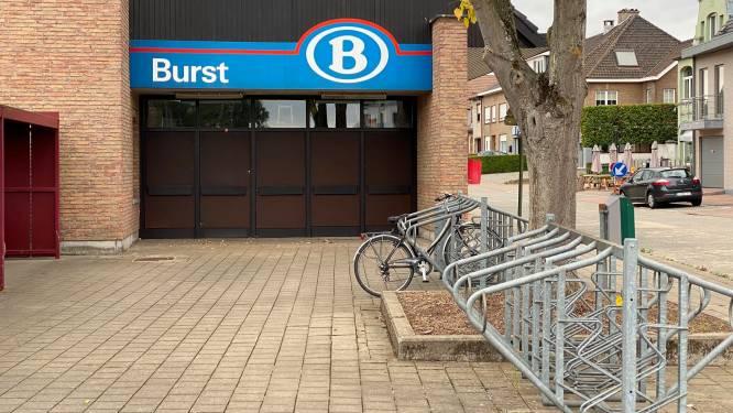 NMBS wil herbestemming stationsgebouw Burst herbekijken