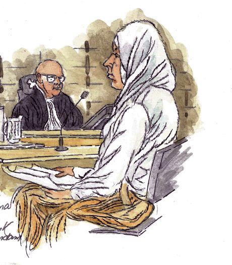 Celstraf voor Tilburgse Syriëganger Fatima H.