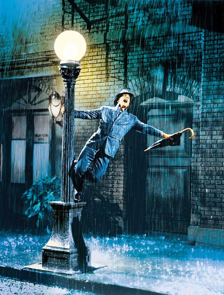 Singin' in the Rain (1952) - Gene Kelly als Don Lockwood Beeld .