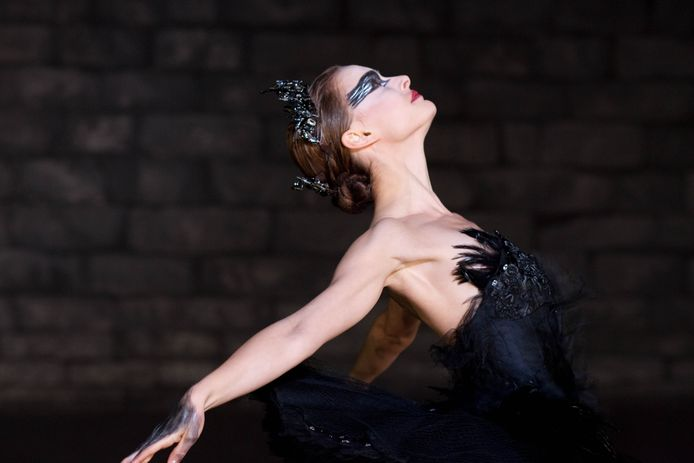 Natalie Portman in 'Black Swan'.
