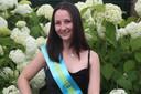 Jade De Langhe (17) uit Ressegem is kandidate voor Miss België Oost-Vlaanderen 2022.
