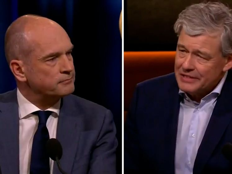 """Segers over Rutte: """"De verhoudingen waren aangetast. Maar uiteindelijk moeten politieke verhoudingen politiek zijn"""""""