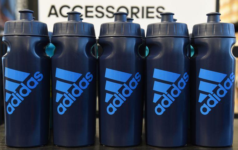 Adidas stopt definitief met tv-commercials. Beeld AFP