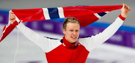 Schaatsoscar voor Noorse sprinter Håvard Lorentzen