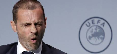 UEFA-baas Ceferin hekelt FIFA om noodfonds