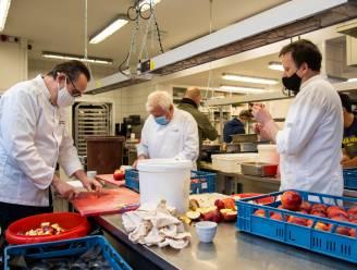 Ziekenhuispersoneel AZ Sint-Blasius kan smullen dankzij Chefs for Charity
