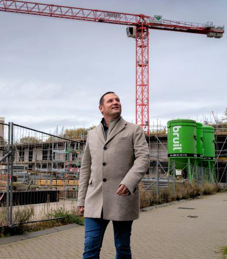 Gasthuiskwartier in Den Bosch staat vol met grote, dure huizen: 'Gemiste kans'