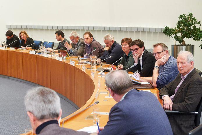 Raadsvergadering Bernheze, 2019