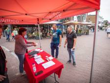Worstelen met de QR-code in Oldenzaal: 'Gallisch word ik er van!'