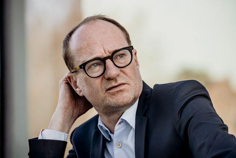 Vlaams minister van Onderwijs Ben Weyts (N-VA). Beeld © Eric de Mildt