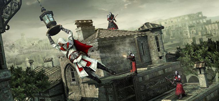 'Assassin's Creed: Brotherhood', 2010 Beeld Ubisoft