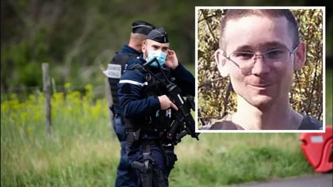 Massaal gezochte dader van dubbele moord in Franse Cevennen geeft zich na vier dagen over aan politie