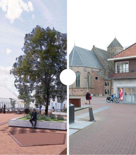 Zo moet het centrum van Raalte eruit zien volgens Raaltenaren: schuif hier tussen heden en toekomst