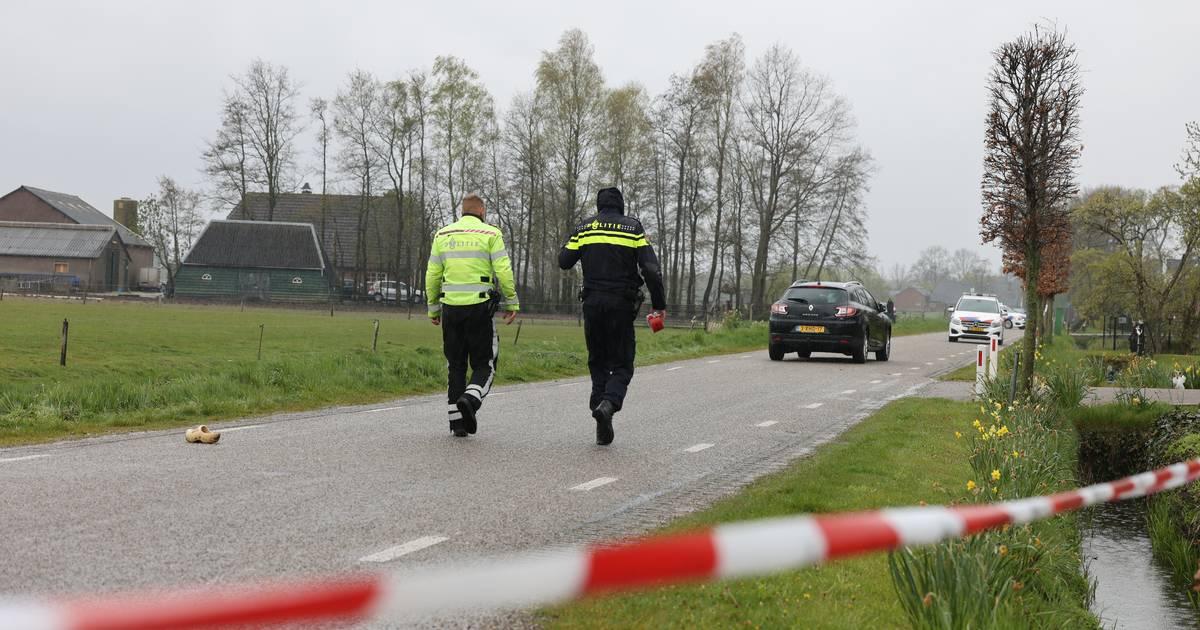 Fietser overleden aan verwondingen ernstig ongeval Doornspijk.