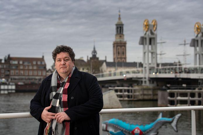 Stefan Nijhuis kwam in december 2020 in Provinciale Staten en heeft nu besloten om te stoppen.