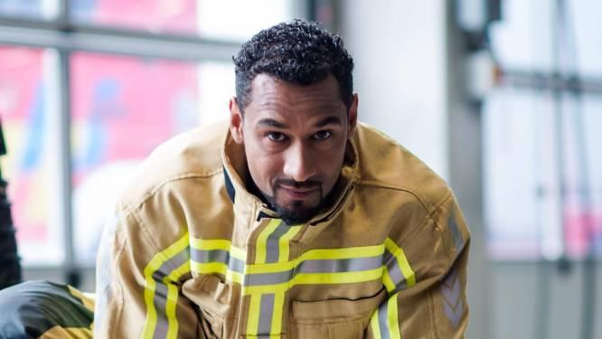 """Brandweerman Ousmane Diop (40) kon ondanks maandlange quarantaine toch examen van sergeant afleggen: """"Eén voor één raakte mijn gezin besmet, behalve ik"""""""