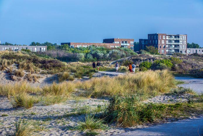 Duindorp. Vlak naast de duinen. ( Den Haag 08-05-20) Foto: Frank Jansen.